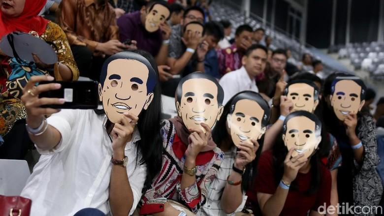 Potret Antusiasme Milenial di Festival Satu Indonesia