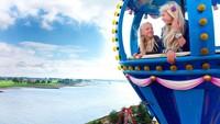 Wunderland Kalkar mulai dibuka untuk umum pada tahun 2001. Sejak awal dibuka hingga sekarang, taman rekreasi ini menjadi salah satu destinasi wisata favorit di Jerman.(Istimewa/Mercury Press & Media Ltd)