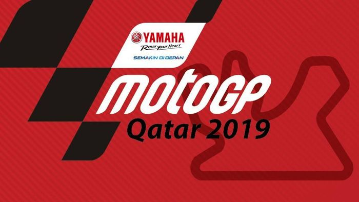 MotoGP Qatar 2019 digelar malam nanti (Infografis Detiksport)