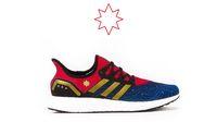 Adidas Rilis Sneakers Captain Marvel Edisi Terbatas, Harganya Rp 2,1 Jutaan