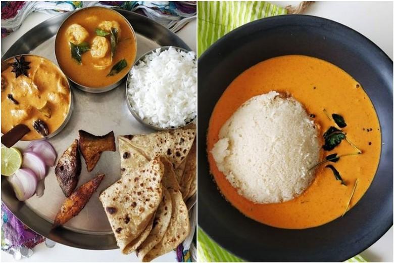 4. The Gutless Foodie. Natasha Diddee pernah mengalami tumor yang perutnya tidak berfungsi normal. Namun hal tersebut tidak menghalanginya menikmati berbagai hidangan lezat. Hashtag #thegutlessfoodie di setiap postingannya, memperlihatkan betapa bervariasi, lezat dan berwarnanya kuliner India. Foto: via Brainberries