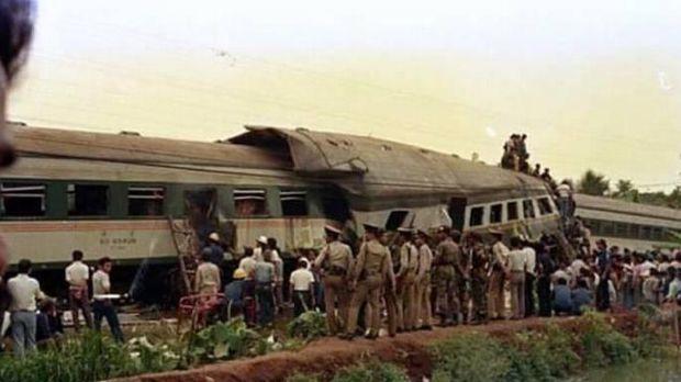 10 Kecelakaan Kereta dengan Korban Terbanyak di Indonesia