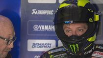 Kecepatan Suzuki di MotoGP Qatar Bikin Rossi Terkesan