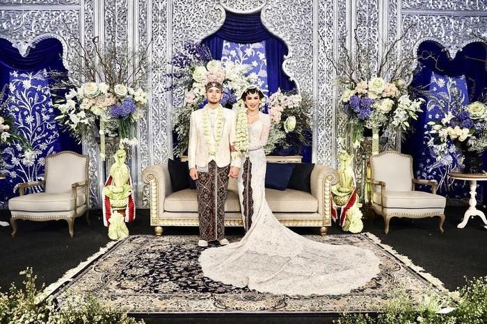 Kezia Toemion resmi menikah dengan cucu presiden Soeharto, Bambang Aditya Trihatmanto.Foto: Dok. Instagram @keziatoemion