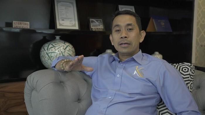 Anggota Fraksi Gerindra DPR, Kamrussamad (Foto: Dok detikcom)
