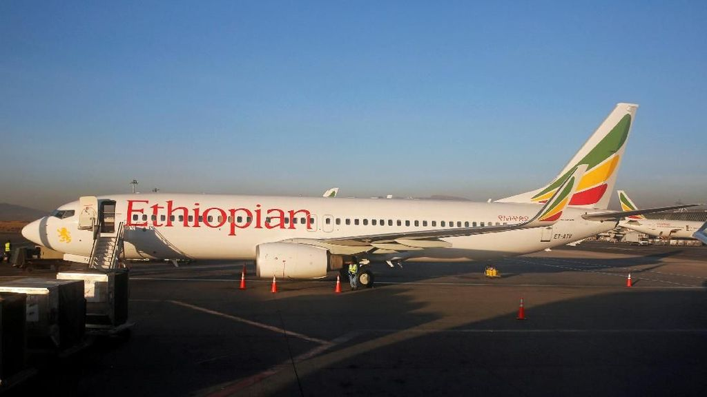 Jenis Pesawat Ethiopian Airlines yang Jatuh Sama dengan Lion Air PK-LQP