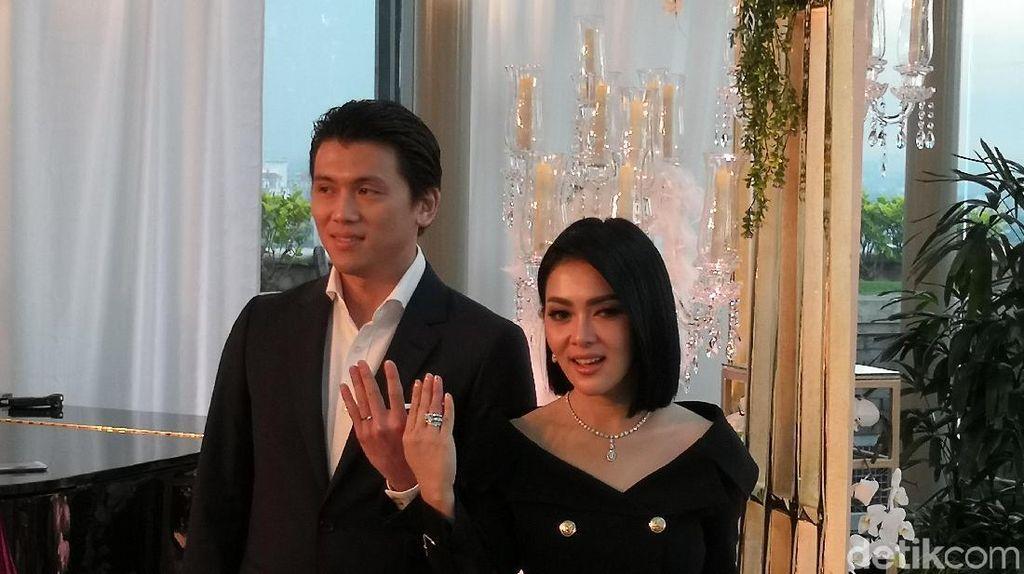 Bangganya Syahrini Bawa Tradisi Sunda ke Jepang saat Menikah dengan Reino