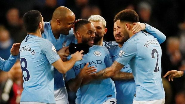 Final Piala FA 2019: Fakta Menarik Man City vs Watford