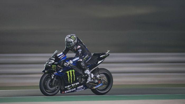Kualifikasi MotoGP Qatar 2019 jadi milik Maverick Vinales (Mirco Lazzari gp/Getty Images)