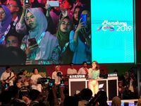 Penampilan Rossa Tutup Gelaran Bandung YES 2019, Peserta Baper!