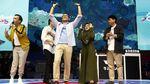 Sandiaga Nge-dance di Bandung YES 2019