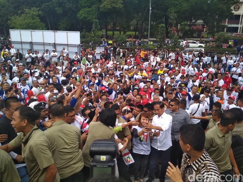 Jokowi: Kelola Negara Tak Mudah, Jangan Diberi ke yang Belum Pengalaman