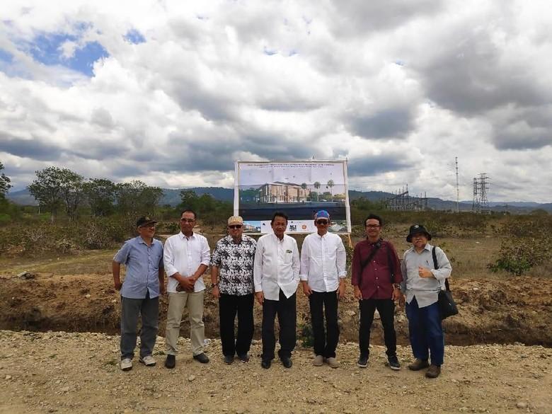 ACT Pray4Palu Bangun Masjid dan Sekolah di Sigi