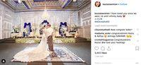 Kezia Toemion resmi menikah dengan cucu presiden Soeharto, Bambang Aditya Trihatmanto.