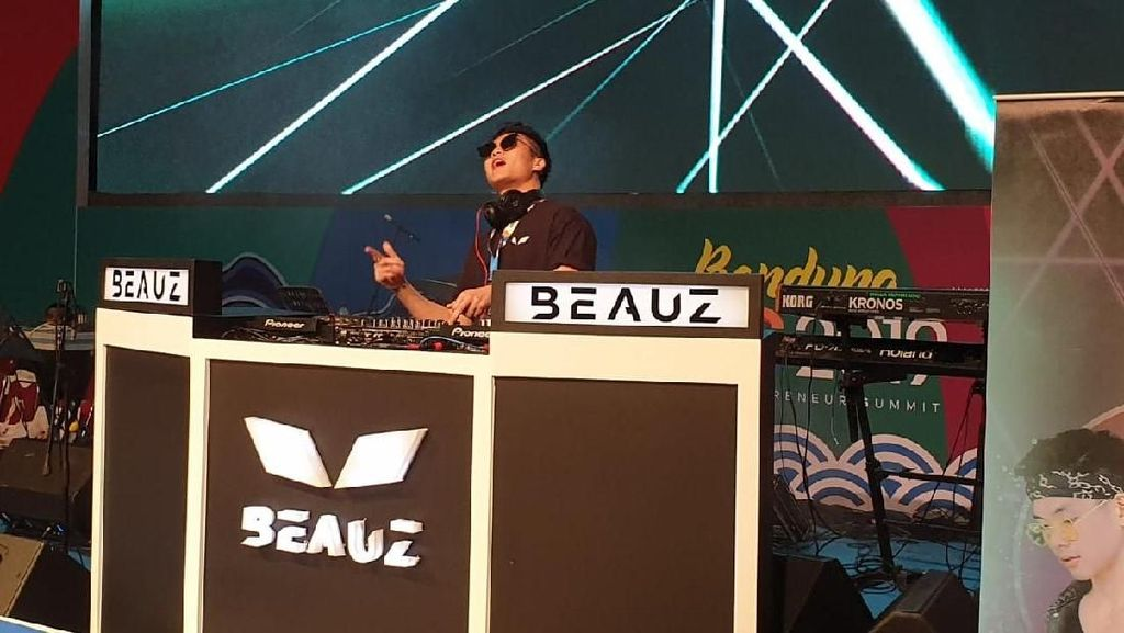 Sukses di Usia Muda, DJ BEAUZ: Ciptakan Masa Depanmu Sendiri