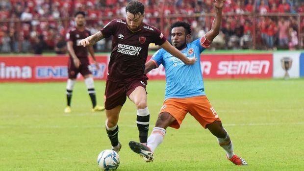 PSM Seri 1-1 dengan Kaya Iloilo di Fase Grup Piala AFC 2019