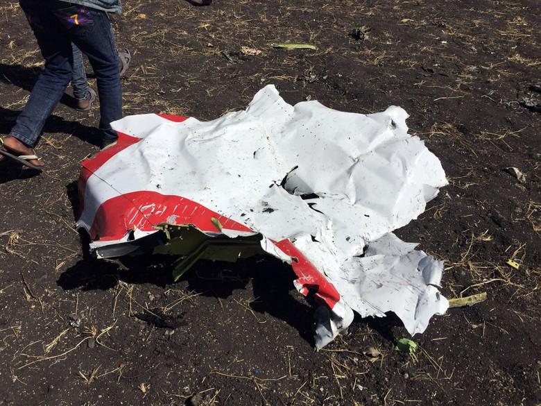 Kemlu Terima Kabar Resmi Maskapai Ada WNI Jadi Korban Ethiopian Airlines