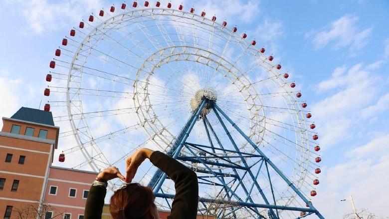 Bianglala Sky Dream di Lihpao Land, Taiwan (Sky Dream/Facebook)