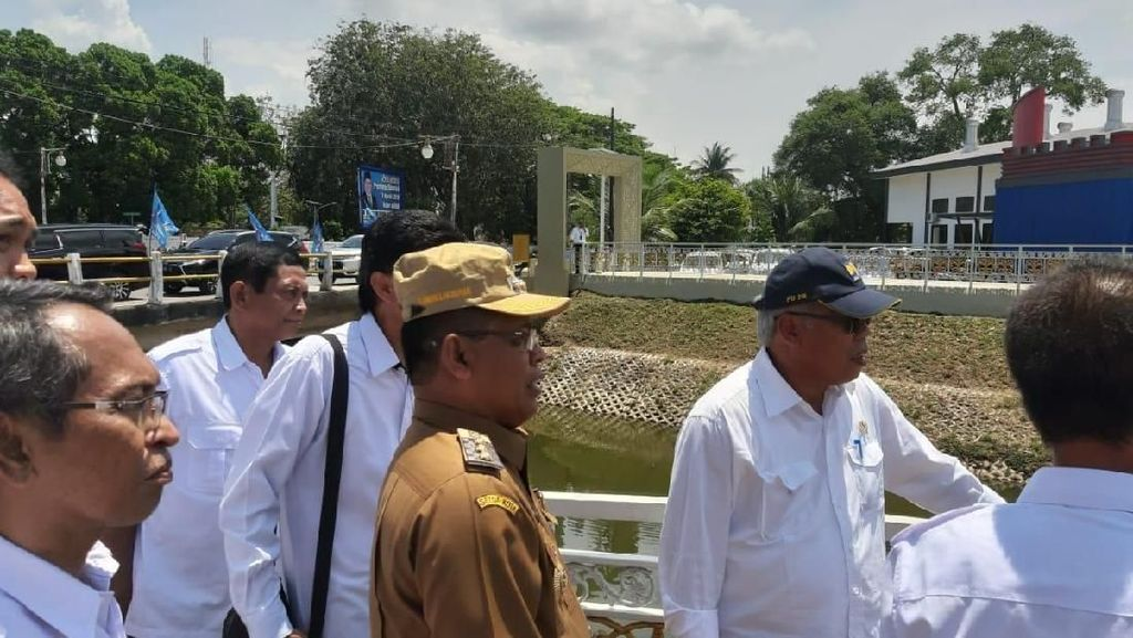 Walkot Banda Aceh Sulap Sungai Krueng Daroy Jadi Instagramable