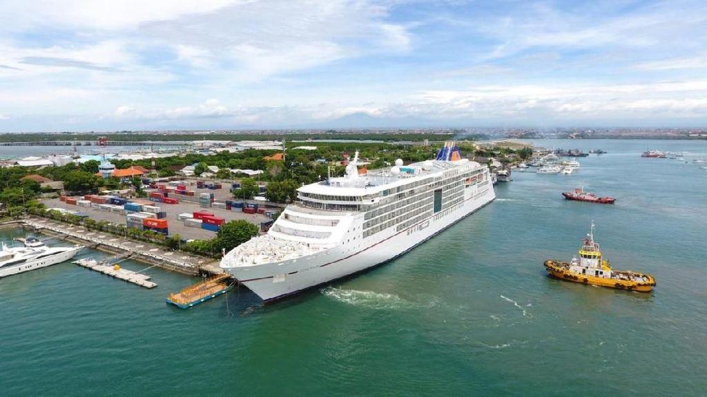 7 Kementerian Keroyokan Garap Pelabuhan Benoa