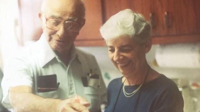 Sylvia Bloom (kanan). Foto: Dok. New York Times