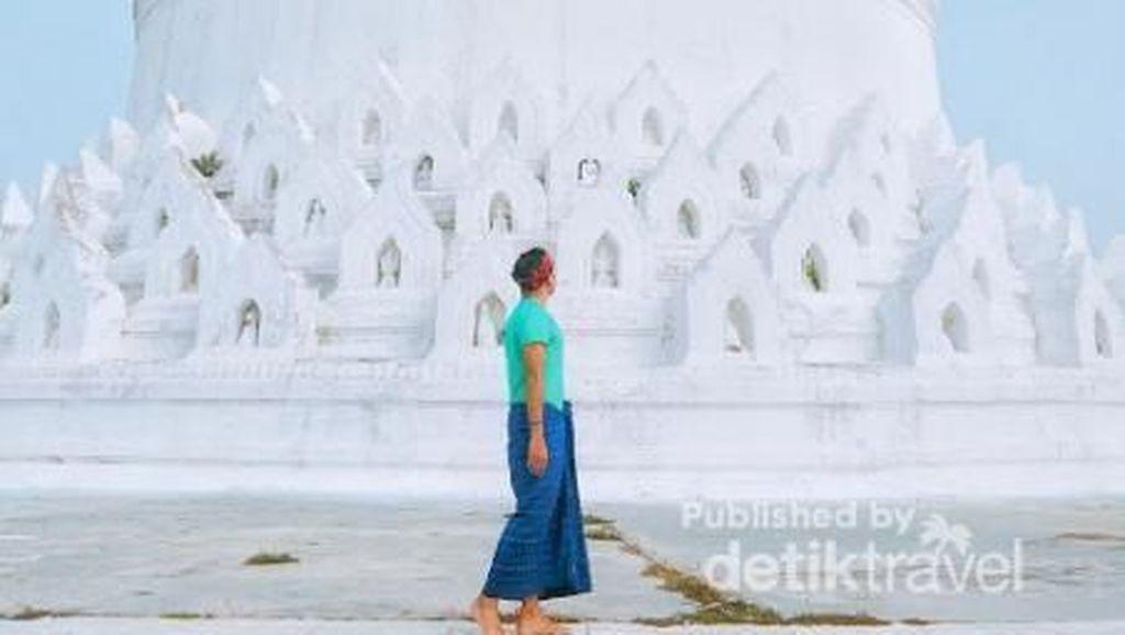 Mengunjungi Kota Kerajaan Terakhir Myanmar