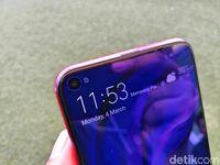 Huawei Nova 4, Smartphone Langka Karena Lubang Kamera