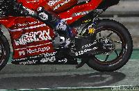 Winglet yang Bikin Dovizioso Digugat, Jokowi Coba Motor MotoGP
