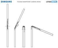Samsung Galaxy Fold Baru Muncul, Apakah Ini Penerusnya?