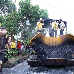 DPR Minta Pemerintah Perbaiki Jalan Lintas Sumatera Jelang Mudik