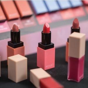 Review: Lipstik dan Lip Tint dari Brand Kosmetik Korea Moart