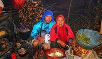 Berada di Ketinggian 3.150 Mdpl, Warung Mbok Yem Jadi Warung Tertinggi di Indonesia
