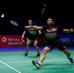 Usai Borong Gelar di Eropa, Praveen/Melati Bidik Juara di Fuzhou China Open