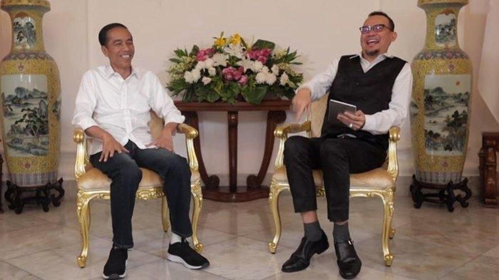 Waktu PDKT, Jokowi Ajak Iriana Makan Bakso Karena Alasan Ini