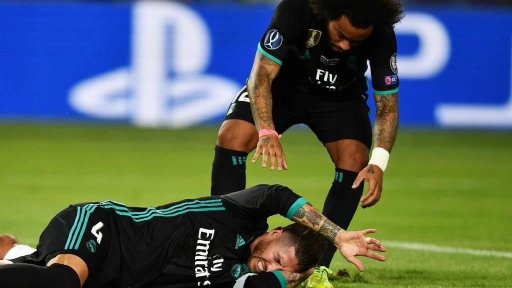Ramos-Marcelo Cekcok di Latihan Real Madrid