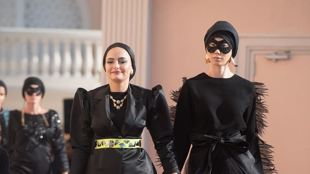 Dubai Modest Fashion Week Kembali Dihelat, Tampilkan Desainer dari 26 Negara