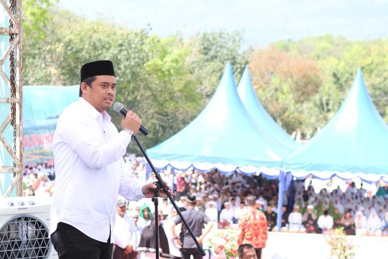 Bobby Menantu Jokowi Daftar Cawalkot Medan, PDIP: Tak Ada Karpet Merah