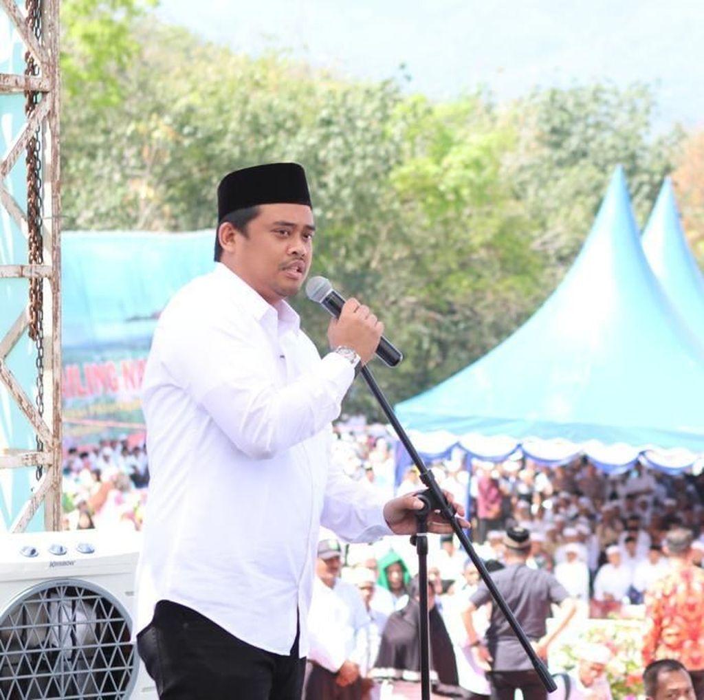 Bobby Nasution Siap Maju Pilwalkot Medan, Gencar Silaturahmi ke Parpol
