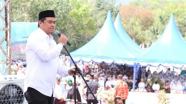 Bobby Nasution (Dok. TKN Jokowi-Ma'ruf)