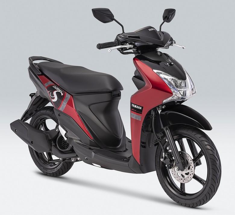 Yamaha Mio S Foto: dok. Yamaha Indonesia
