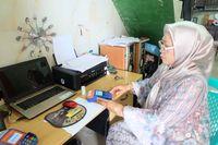 Ramai Transaksi Olshop, Agen BRILink Pulau Seribu Raup Rp 10 Juta/Bulan