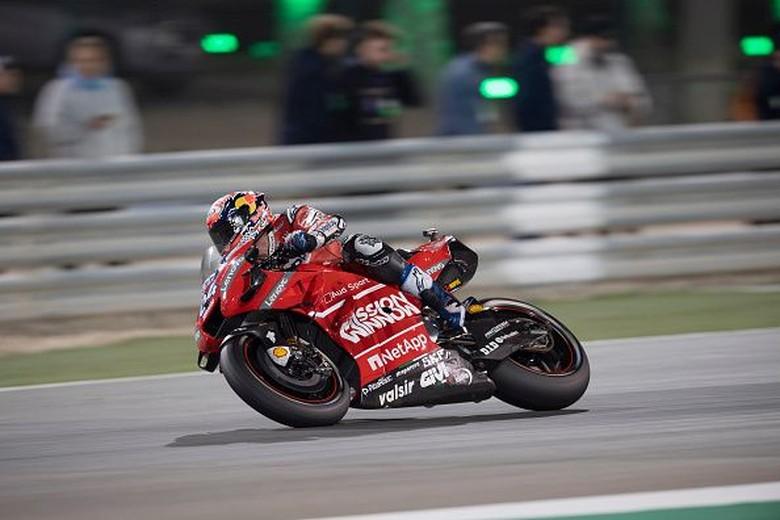 Winglet pada motor Ducati. Foto: Mirco Lazzari gp/Getty Images