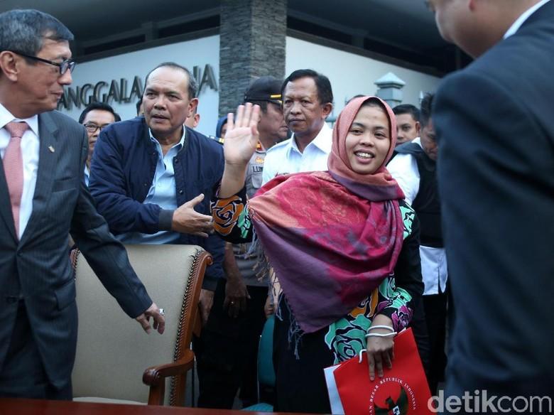 Hubungan Erat Indonesia-Malaysia di Balik Bebasnya Siti Aisyah