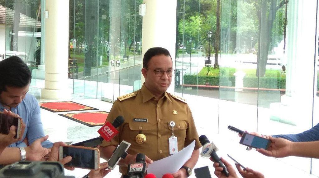 Anies Diminta Percepat Integrasi Transportasi Jakarta dalam 10 Tahun