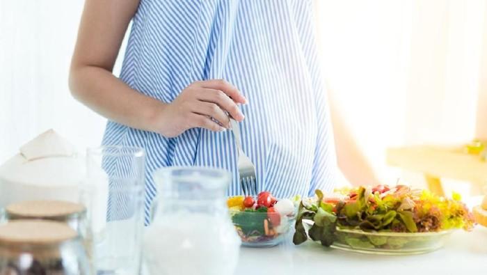 Sarapan juga harus dengan makanan yang tepat. Foto: iStock