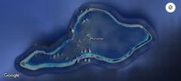 Pulau 'Misterius' Ini Wujudnya Di-Blur Separuh Google Maps