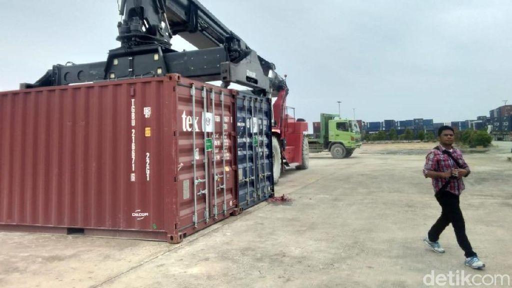 Sulawesi Tenggara Ekspor Perdana Kakao 80 Ton ke Belanda