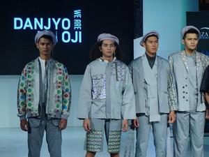 Danjyo Hiyoji Angkat Songket untuk Koleksi Bergaya Urban