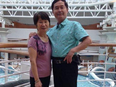 Ayah Tang punya cara romantis untuk tunjukkan cinta pada ibunya