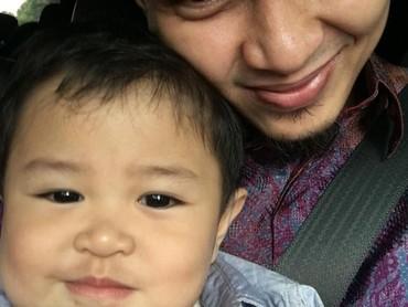 Mohammad Ahsan dipanggil oleh anak-anaknya dengan sebutan Babah. (Foto: Instagram @king.chayra)